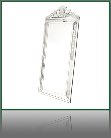 Extra Large Vertical Venetian Mirror